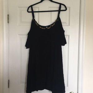 Plus Size Torrid Black Dress